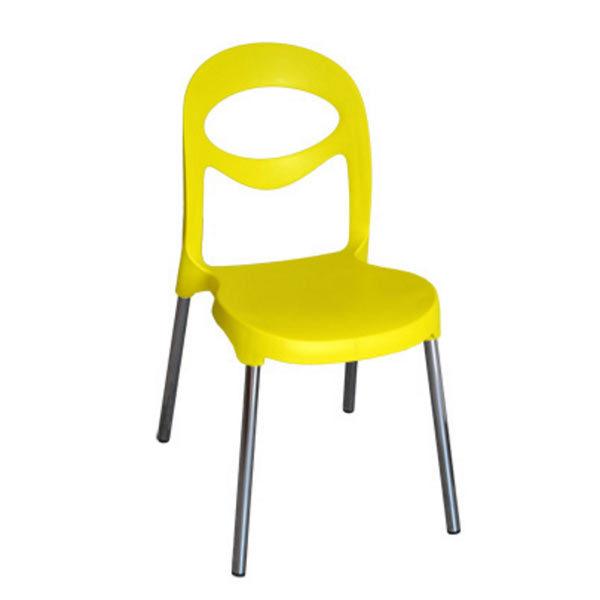 Стул-Ф1-желтый