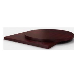 Столешницы облицованные натуральным шпоном толщиной 60 мм