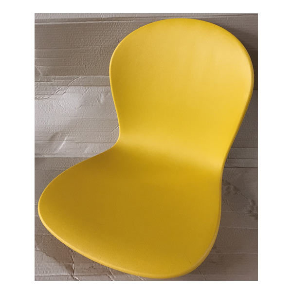 Стул-Каспер-ярко-желтый