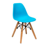 Стул-Eames-D-детский-голубой