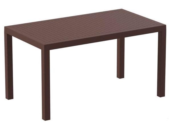 Стол-Арес-140-коричневый