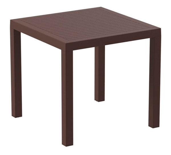Стол-Арес-80-коричневый