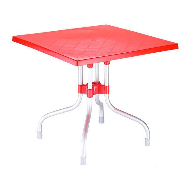 Стол-Форма-красный