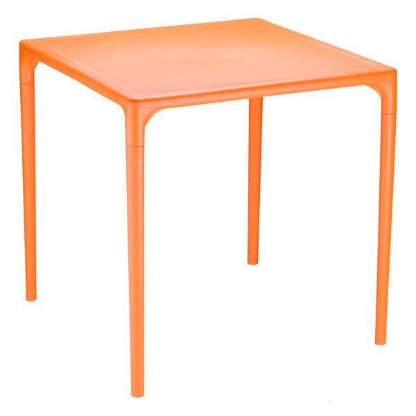 Стол-Магнолия-оранжевый