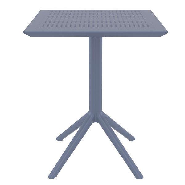 стол-Скай-60-серый