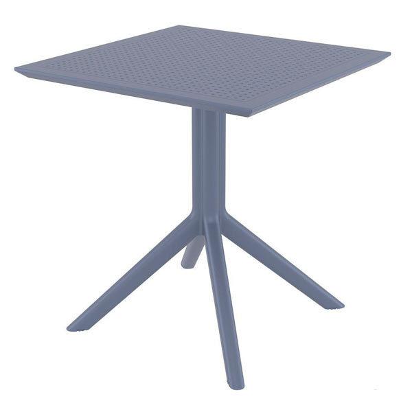 стол-Скай-70-серый