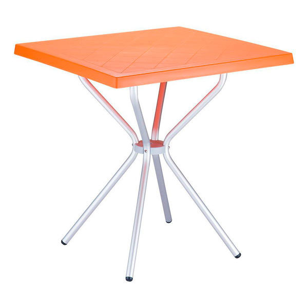 Стол-Сорин-оранжевый