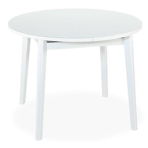 Стол-деревянный-Рондо-белый